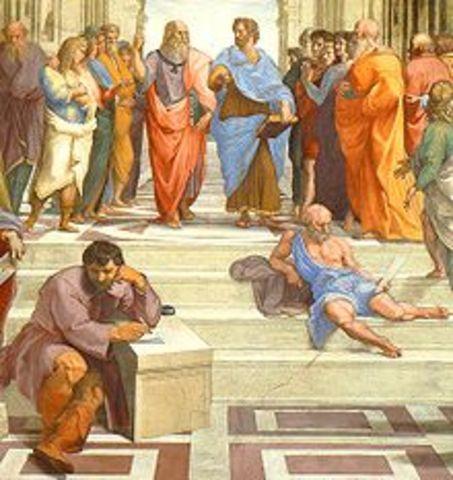 Orígenes de la Pedagogía.  Siglos V y VII a.C.- Periodo Clasico Grecia-Roma
