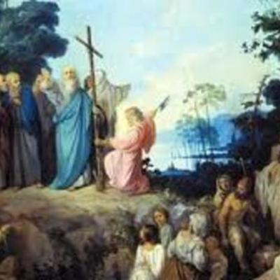 THE RISE OF CHRISTIANITY timeline