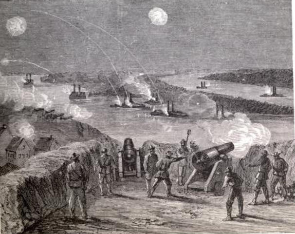 Battle of Vicksburgh