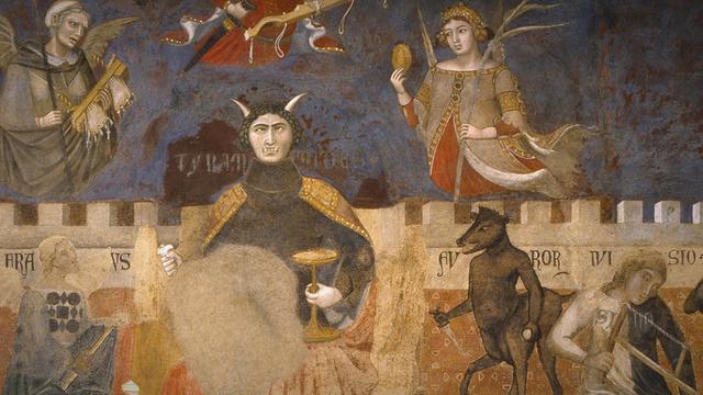 Révolution à Sienne