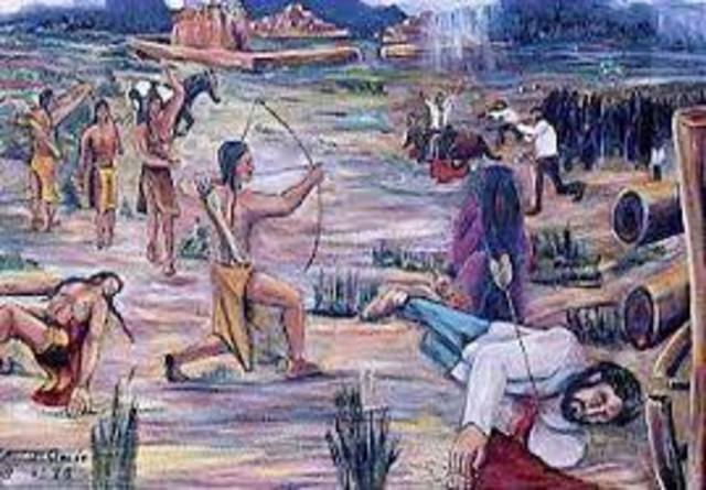 Pueblo Indian Revolt in Mexico