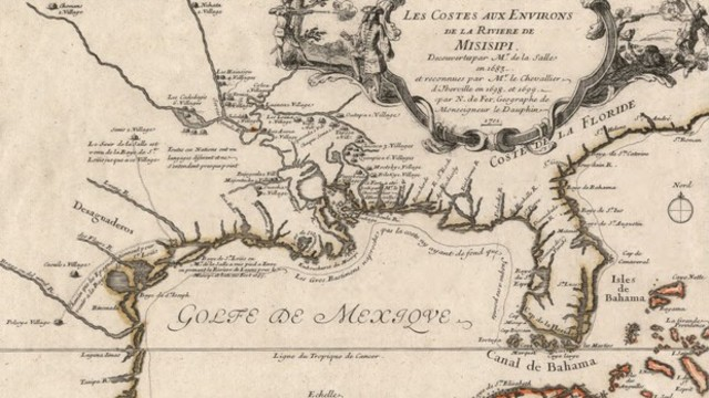 The French Establish New Orleans