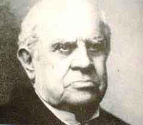 Sarmiento detenido por unitarios