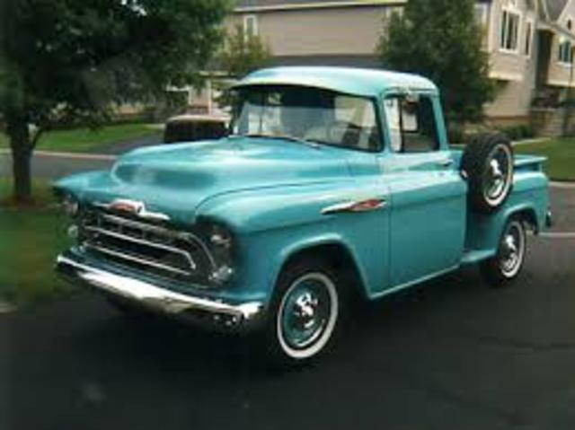 Chevy Trucks Timeline Timetoast Timelines