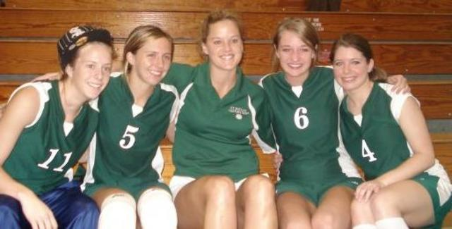 Last High School Volleyball game