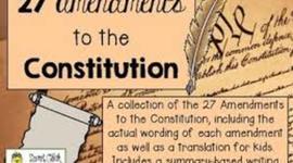 27 amendments timeline