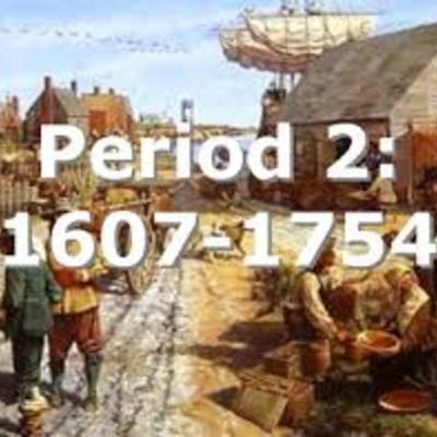 APUSH-period 2 timeline