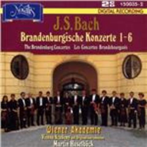 Concertos Brandebourgeois / Jean-Sébastien Bach