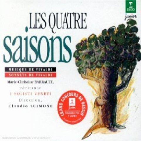 Les quatre saisons / Antonio Vivaldi