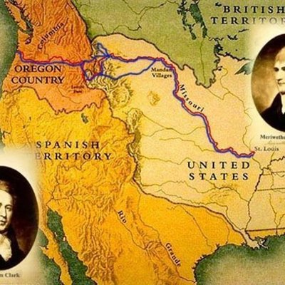 Lewis & Clark Expedition of the Louisana Purchase timeline