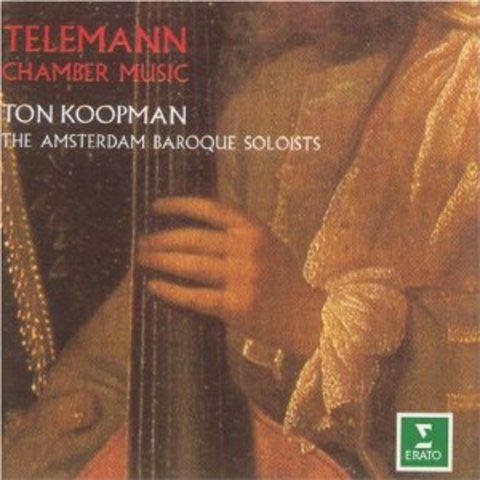 Chamber music / Georg Philipp Telemann