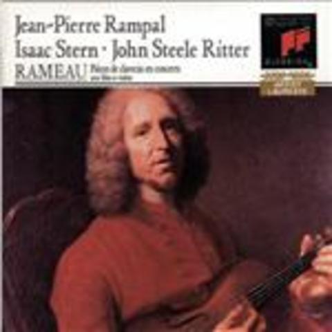 Pièces de clavecin / Jean-Philippe Rameau