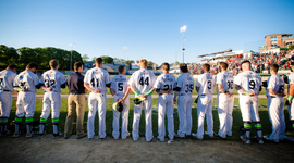 The First Five Years of the Worcester Bravehearts timeline