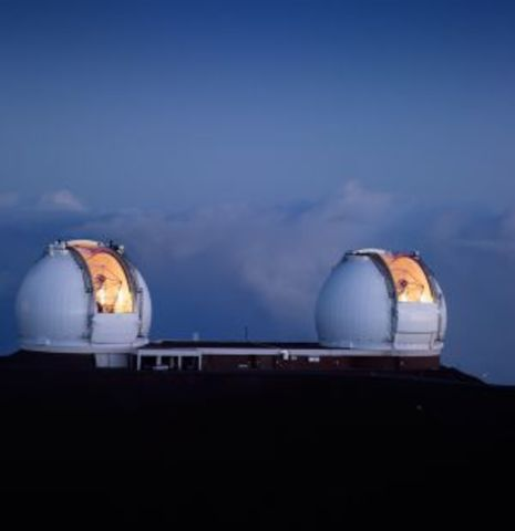 Telescopio Keck