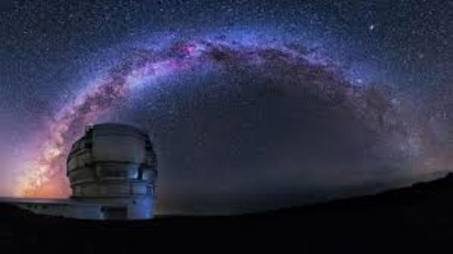 Telescopio de Canarias