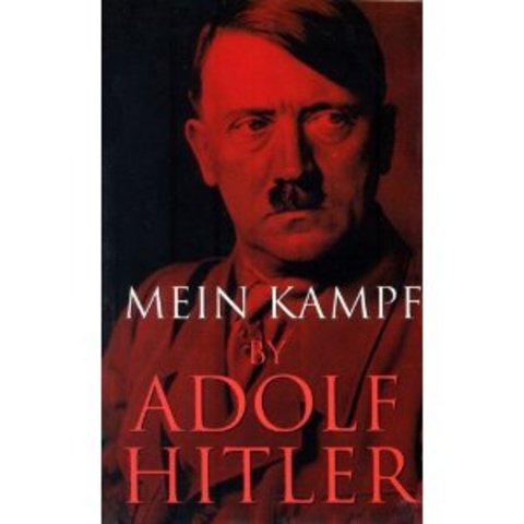 Mein Kampf (My Struggle)