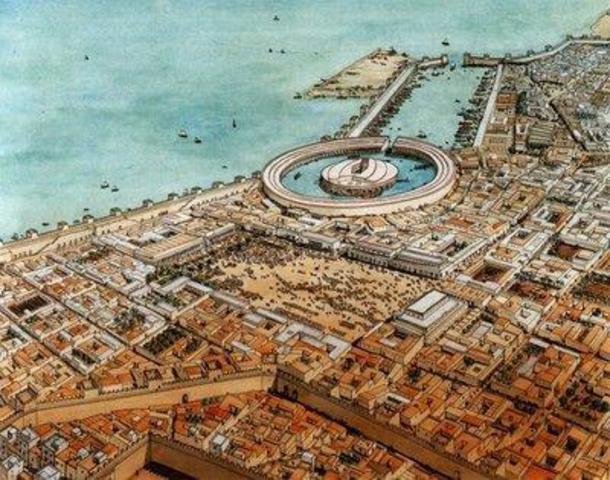 227 a. C Fundación de Cartagonova.