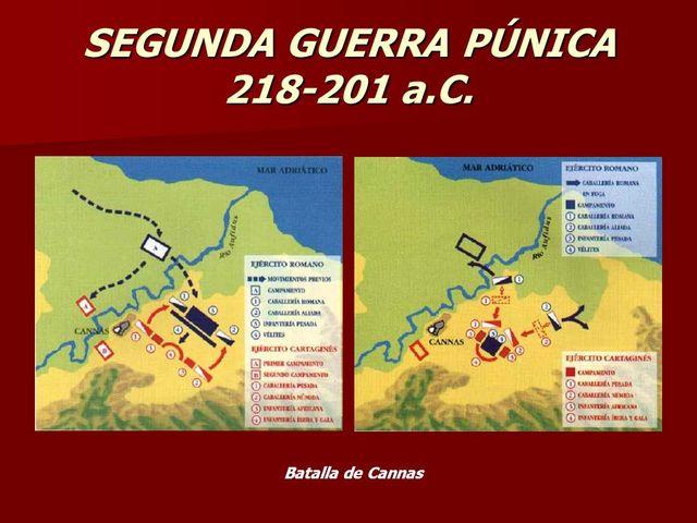 201 a.C . Final de la segunda guerra Púnica.