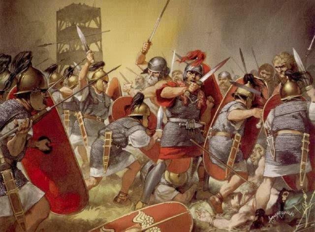 27 a.C. Comienzo de las Guerras Cántabras.