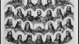 Árpádházi Királyok timeline