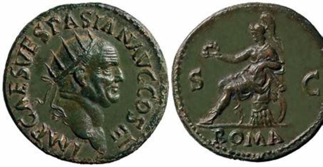 72 d.C Edicto de Vespasiano.