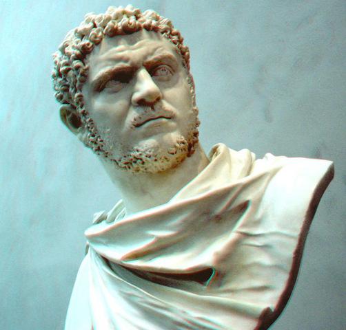 212 d.C. Edicto de Caracalla.