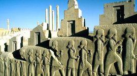 Imperis antics de l'actual Iran per Oriol Fernández timeline