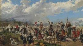Eje Cronológico Hº España - desde la conquista musulmana hasta la boda de los Reyes Católicos timeline