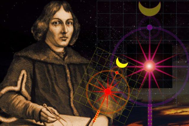 Teoría heliocéntrica