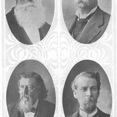 Prophets of the Reorganized Church of Jesus Christ of Latter Day Saints (Community of Christ) timeline