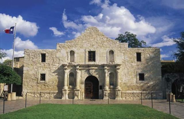 Siege of the Alamo...