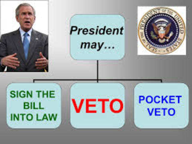 Pocket Veto