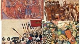 Acontecimientos a Al Ándalus y los Reinos Cristianos. timeline