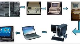 El origen de la informática timeline