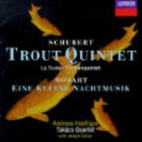 Trout quintet / Franz Schubert
