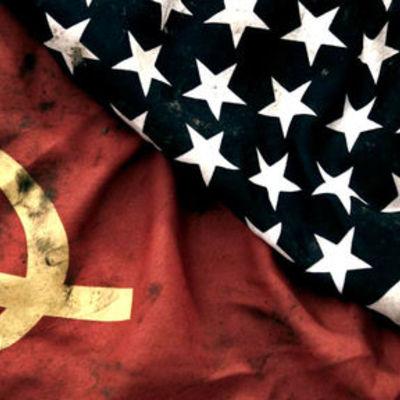 Den kolde Krig 1945-1990 timeline