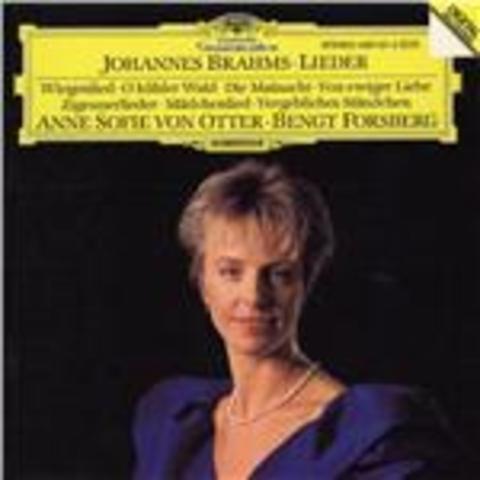 Lieder / Johannes Brahms