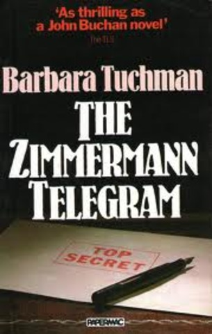 Zimmerman Telegran Incident