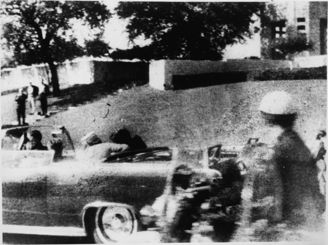 John F. Kennedy's Assasination
