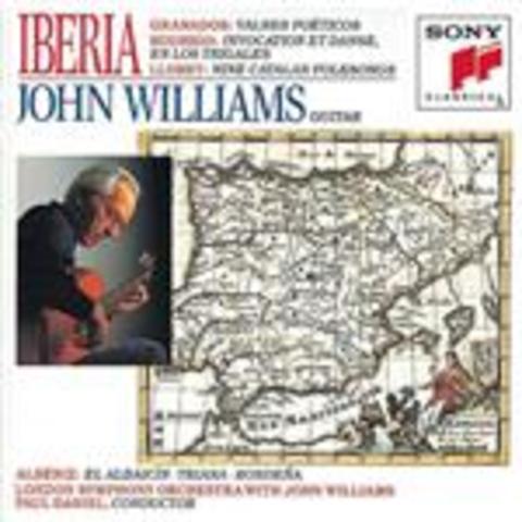 Iberia / Isaac Albeniz