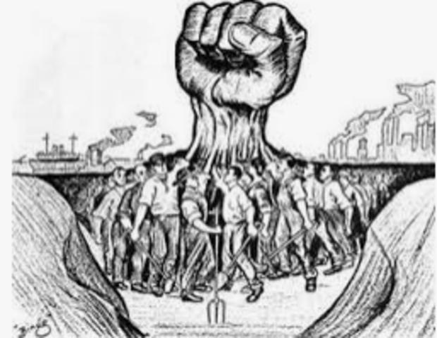 NACIMIENTO DE SOCIALISMO