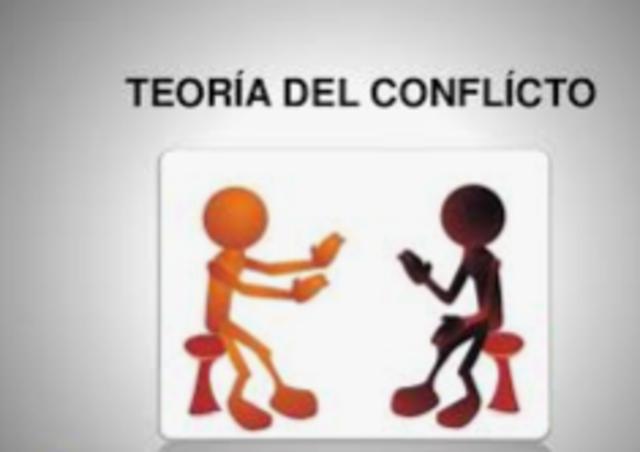 LA TEORIA DEL CONFLICTO