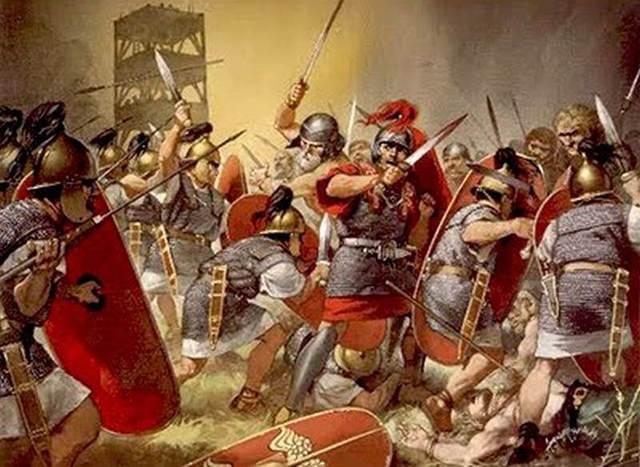 Οι ρωμαίοι κατακτούν την Ελλάδα