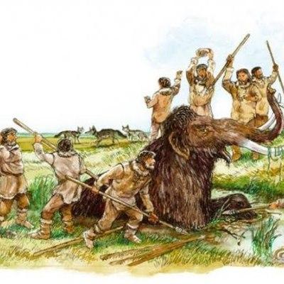 Tijdlijn jagers en boeren timeline