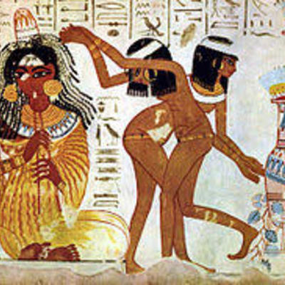 CIVILITZACIÓ EGIPCIA timeline