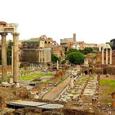 L'antiga Roma timeline