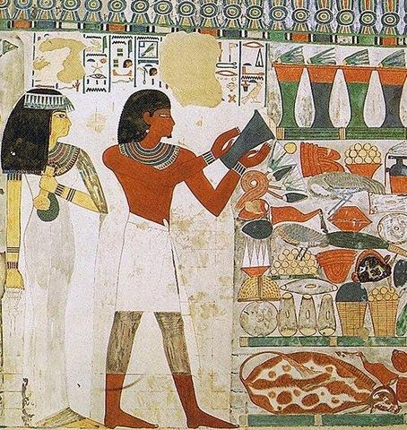Manjares Egipcios