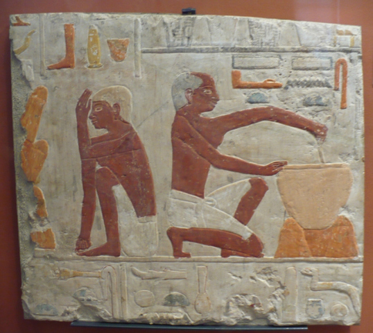 Pan egipcio