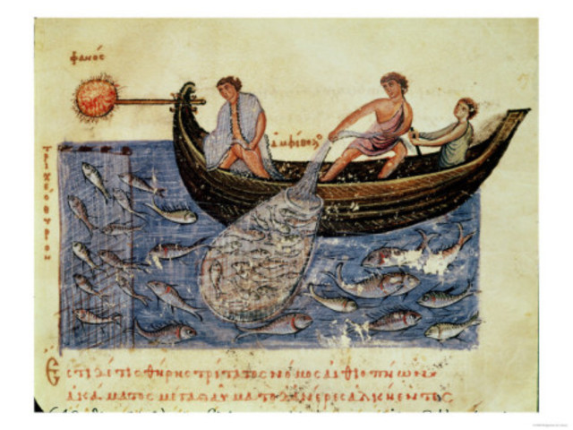 Pesca griega