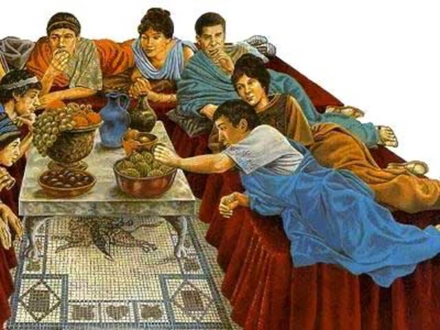 Alimentación romana